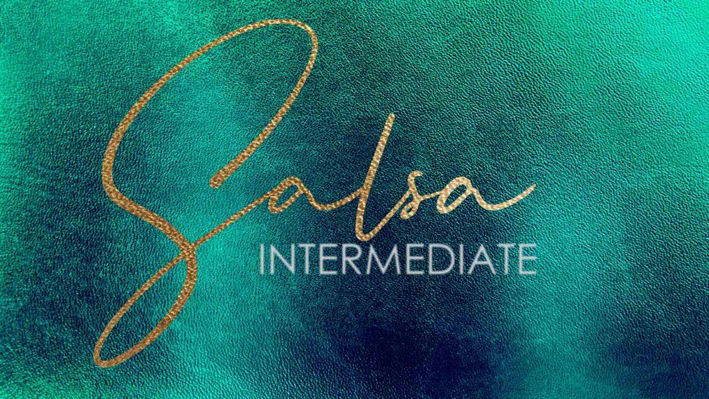 Intermediate Salsa Online Tanzkurs